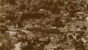 Great Malvern - From the air