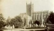 Great Malvern Priory - From Church Street