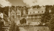 Tudor Hotel - From the east