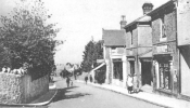 Newtown Road - Looking towards the Prince of Wales