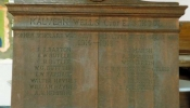 Malvern Wells School War Memorial