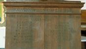 Malvern Wells School War Memorial