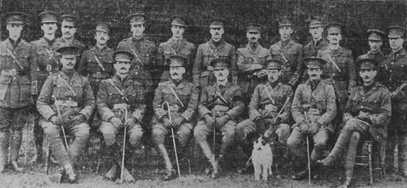The 13th Gloucesteshire Regiment