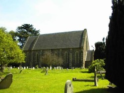 St Mary's Church, Guarlford