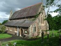 St Peter's Church Cowleigh