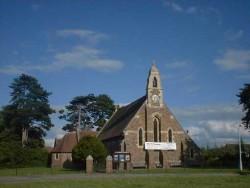 St Andrews Church, Malvern Common