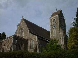 St James Church West Malvern