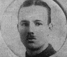 Harry Beeden