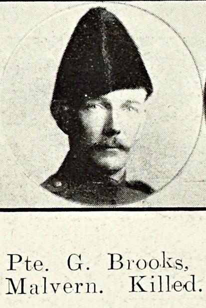 George Robert Brooks of Malvern Link