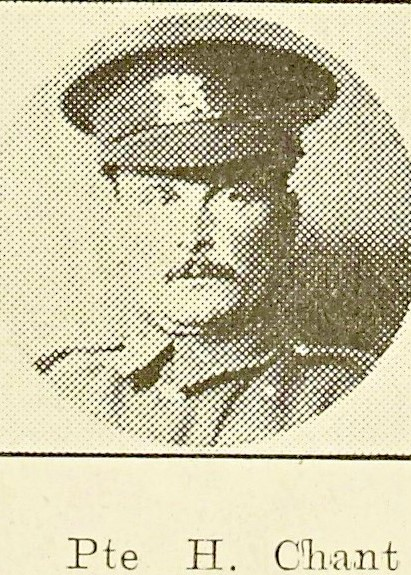 Herbert Chant of Malvern Link