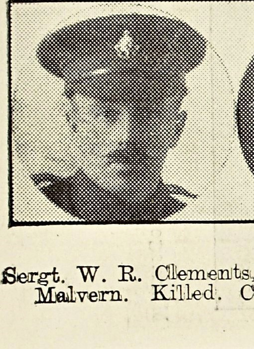 William Clements of Sherrards Green, Malvern