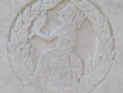 Capbadge of the Norfolk Regiment