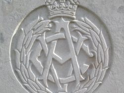 Capbadge of the Army Veterinary Corps