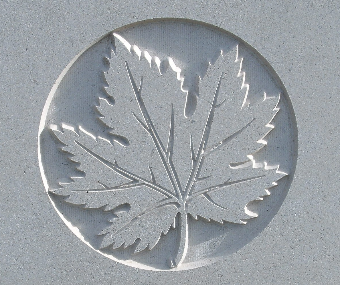 Capbadge of the Canadian Expeditionary Force