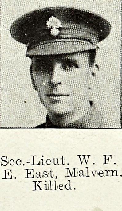 William East of Malvern Link.