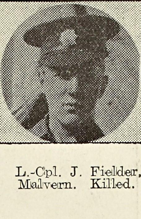 John Field of Newtown, Malvern