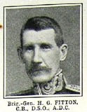 Brigadier-General Hugh Fitton