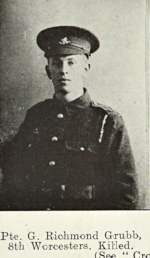 George Herbert Richmond Grubb of Malvern Link