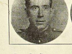 Ralph Gwynn DCM from West Malvern