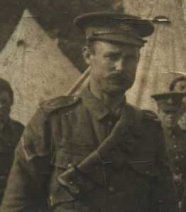 Thomas Reginald Jones' father, Pte Thomas Jones 2/8th Worcesters