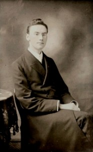 Revd Poole ca 1910