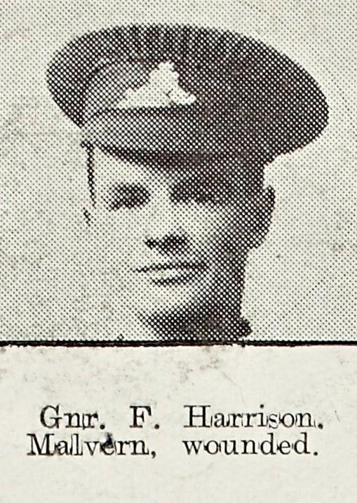 Francis Harrison of Malvern