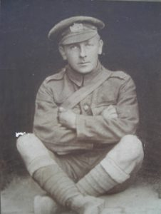 Private Henry Norman, 14th Gloucestershire Regiment