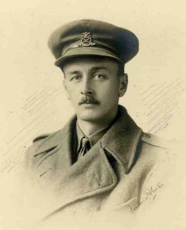 Capt John Yate Robinson
