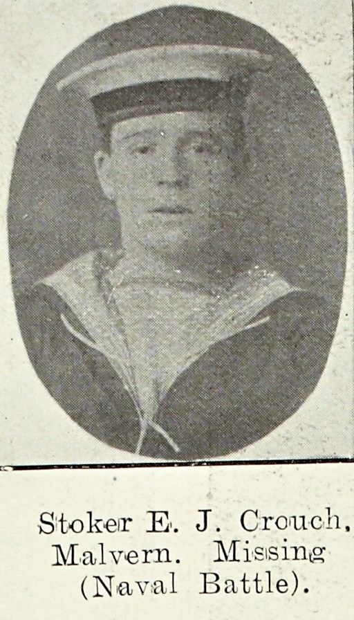 Ernest Crouch of the Wyche